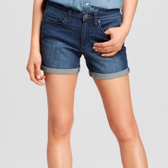 72f187c295 Universal Thread Shorts | Highrise Midi Length Jean | Poshmark